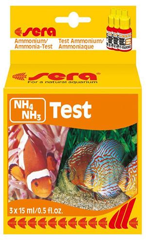 Test NH4/NH3 Sera