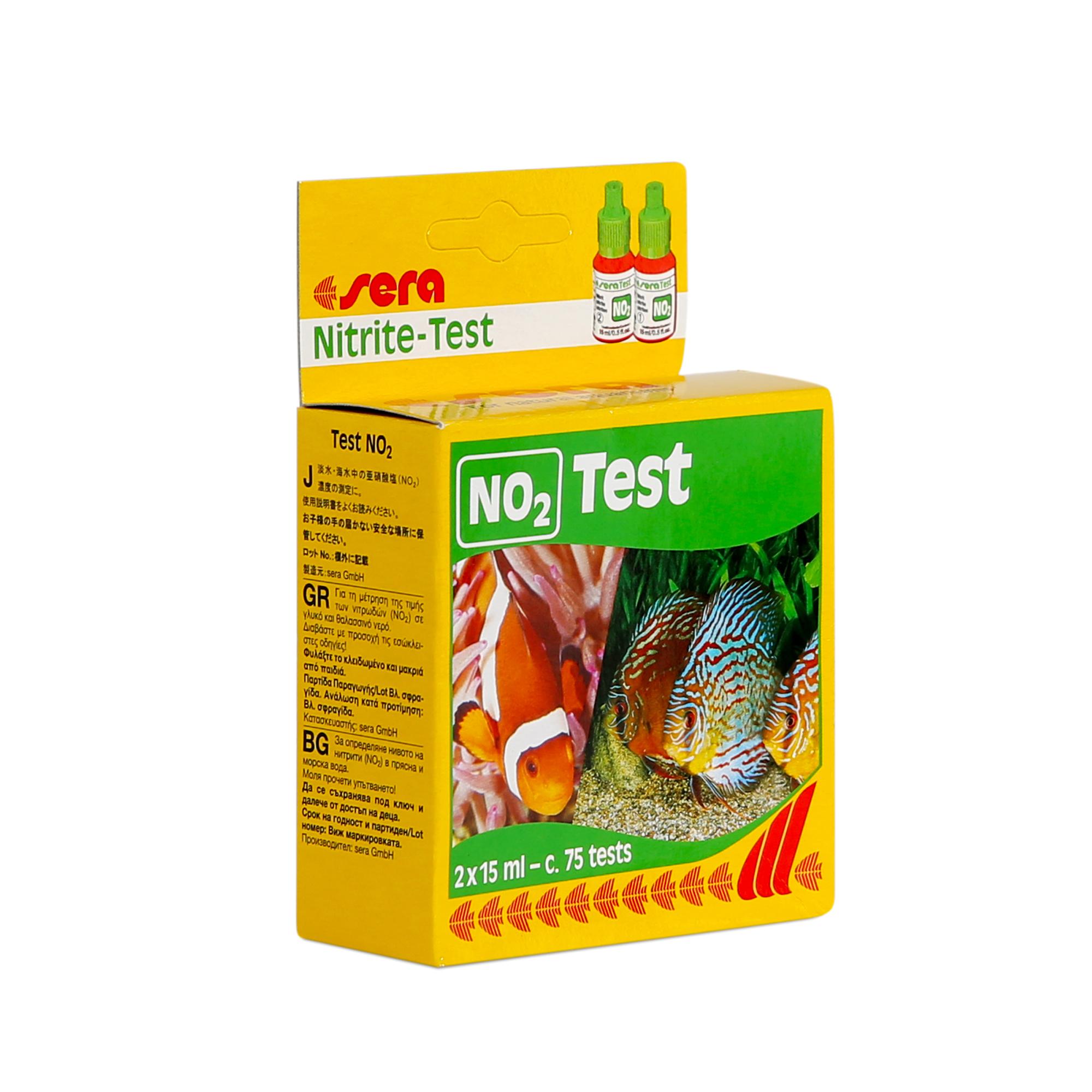 Sử dụng Test NO2