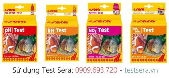 Test Sera Tiền Giang