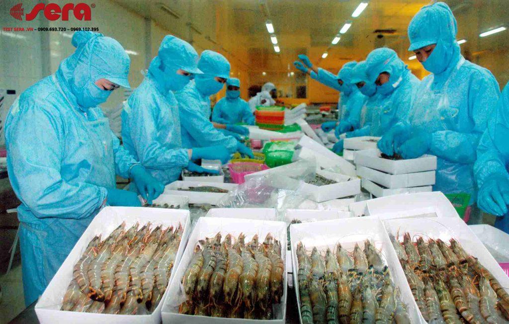 Sản xuất thủy sản của Việt Nam năm 2017