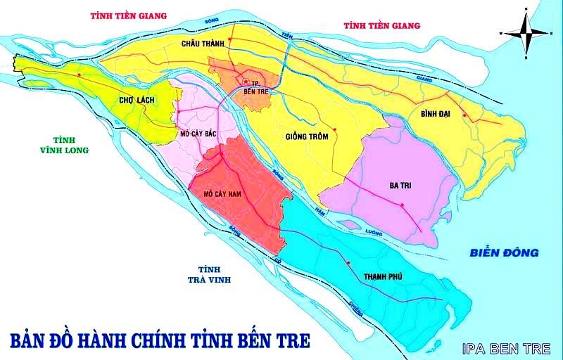 Test Sera Bến Tre - Ngành thủy sản tỉnh Bến Tre