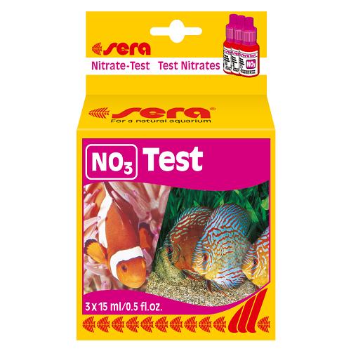 Test NO3 Sera – Kiểm Tra Nitrate Trong Nước