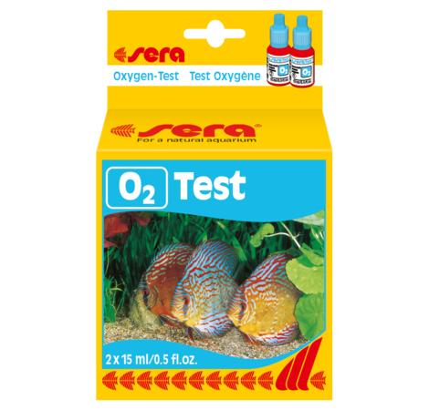 Test O2 Sera Oxy